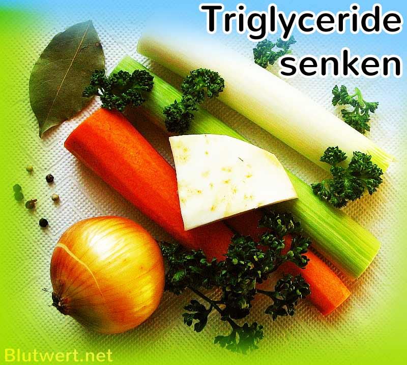 Diät für Cholesterintriglyceride und Harnsäurealton
